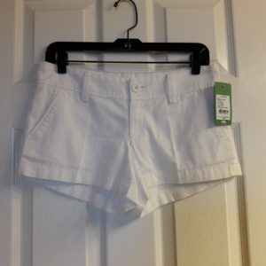 Lilly Pulitzer Resort White Lion In The Sun Pigment Walsh Short Size 2