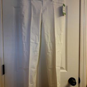 Lilly Pulitzer Resort White Luxury Capri Size 4
