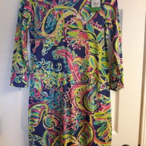 Lilly Pulitzer Multi Toucan Play Marlowe Dress XS