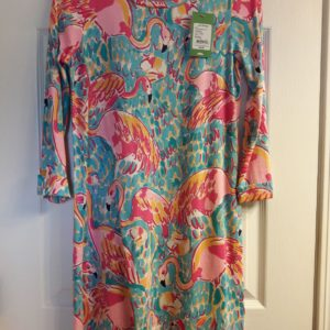 Lilly Pulitzer Multi Peel And Eat Linden Dress XS