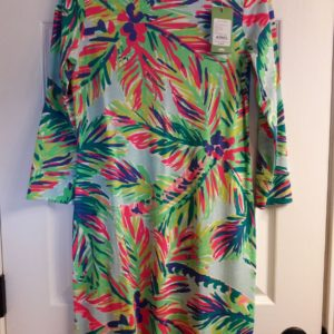 Lilly Pulitzer Multi Island Time Marlowe Dress XS