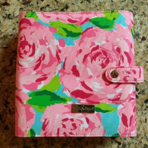 Lilly Pulitzer First Impressions Travel Jewelry Organizer Case