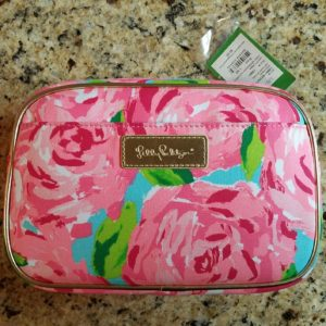 Lilly Pulitzer First Impressions Make Up Bag